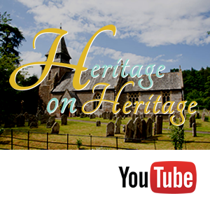 Celia's YouTube Channel Heritage on Heritage